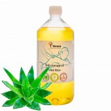 Массажное масло для тела «АЛОЭ»