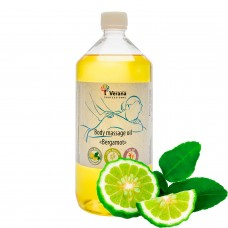 Массажное масло для тела «БЕРГАМОТ»