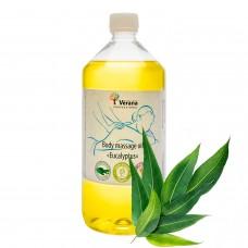 Массажное масло для тела «ЭВКАЛИПТ»